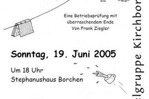 2005 - Chaos GmbH & Co KG