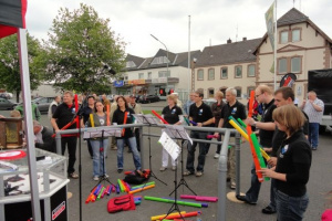 2011 - Boomwhackers RadioHochstift Geb-Tour